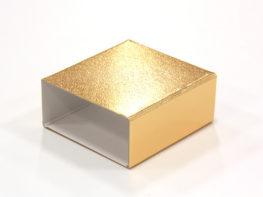 化粧品パッケージ用スリーブの製作事例