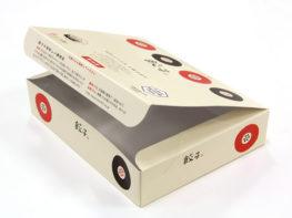 餃子用食品パッケージの製作事例