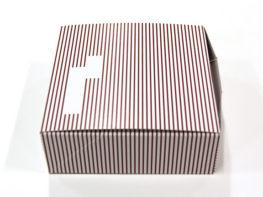 和菓子パッケージの製作事例